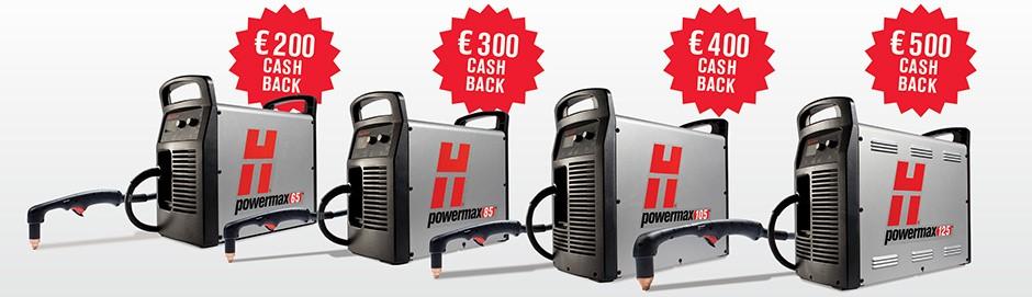 Hypertherm Cashback